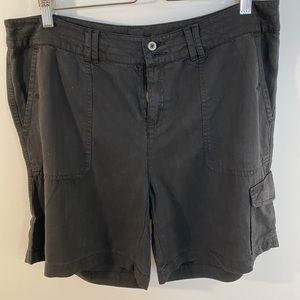 Sundance Black Shoreline Trail Cargo Shorts